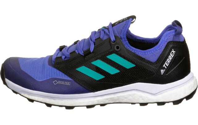 adidas TERREX Agravic XT GTX Schuhe Damen blue